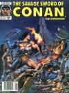 Savage Sword of Conan #166 comic books for sale