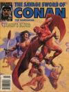 Savage Sword of Conan #203 comic books for sale