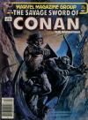 Savage Sword of Conan #83 comic books for sale