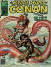 Savage Sword of Conan #23 comic books for sale