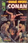 Savage Sword of Conan #3 Comic Books - Covers, Scans, Photos  in Savage Sword of Conan Comic Books - Covers, Scans, Gallery