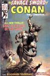 Savage Sword of Conan #4 Comic Books - Covers, Scans, Photos  in Savage Sword of Conan Comic Books - Covers, Scans, Gallery
