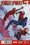 Scarlet Spiders comic books