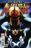 Secret Avengers #4 comic books for sale