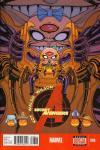 Secret Avengers #8 comic books for sale