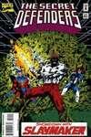Secret Defenders #21 Comic Books - Covers, Scans, Photos  in Secret Defenders Comic Books - Covers, Scans, Gallery