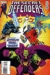 Secret Defenders #23 Comic Books - Covers, Scans, Photos  in Secret Defenders Comic Books - Covers, Scans, Gallery