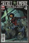 Secret Empire: Brave New World #4 comic books for sale