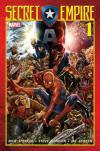Secret Empire Comic Books. Secret Empire Comics.