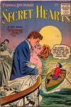 Secret Hearts #28 comic books for sale