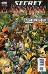 Secret Invasion Saga Comic Books. Secret Invasion Saga Comics.
