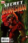 Secret Invasion #3 comic books for sale