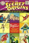 Secret Origins #1 comic books for sale