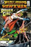 Secret Origins #11 comic books for sale