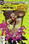 Secret Origins #12 comic books for sale