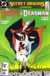 Secret Origins #15 comic books for sale