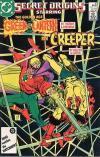 Secret Origins #18 comic books for sale