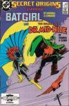 Secret Origins #20 comic books for sale