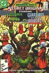 Secret Origins #23 comic books for sale