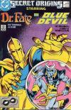 Secret Origins #24 comic books for sale