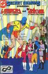 Secret Origins #25 comic books for sale