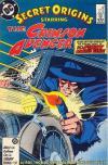 Secret Origins #5 comic books for sale