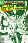 Secret Origins #7 comic books for sale
