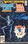 Secret Origins #8 comic books for sale