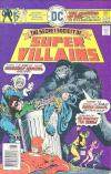 Secret Society of Super-Villains # comic book complete sets Secret Society of Super-Villains # comic books
