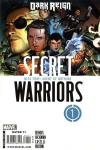 Secret Warriors Comic Books. Secret Warriors Comics.