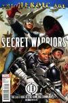 Secret Warriors #18 comic books for sale