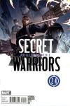 Secret Warriors #24 comic books for sale