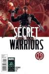 Secret Warriors #25 comic books for sale