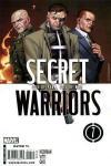 Secret Warriors #7 comic books for sale