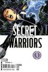 Secret Warriors #9 comic books for sale