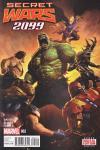 Secret Wars 2099 #2 comic books for sale