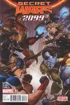 Secret Wars 2099 #3 comic books for sale