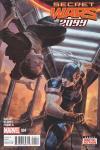 Secret Wars 2099 #4 comic books for sale
