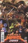Secret Wars 2099 #5 comic books for sale