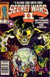 Secret Wars II #3 comic books for sale