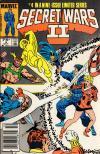 Secret Wars II #4 comic books for sale