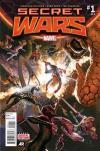 Secret Wars # comic book complete sets Secret Wars # comic books