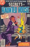 Secrets of Haunted House #10 comic books for sale