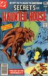 Secrets of Haunted House #13 comic books for sale