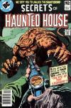 Secrets of Haunted House #17 comic books for sale
