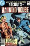 Secrets of Haunted House #23 comic books for sale