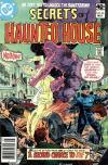 Secrets of Haunted House #24 comic books for sale