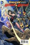 Sensation Comics featuring Wonder Woman Comic Books. Sensation Comics featuring Wonder Woman Comics.