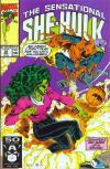 Sensational She-Hulk #30 comic books for sale