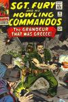 Sgt. Fury #33 comic books for sale